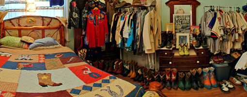 New Orleans Home: Bootie Room